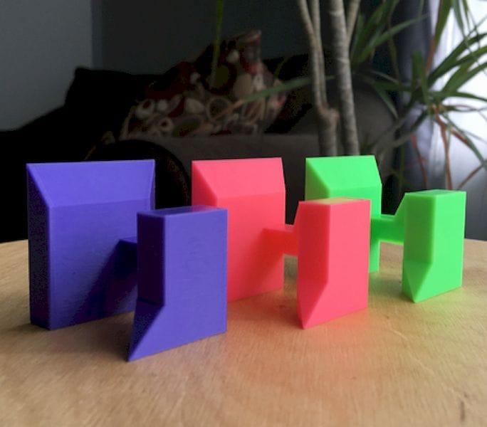 3D Model Puzzles