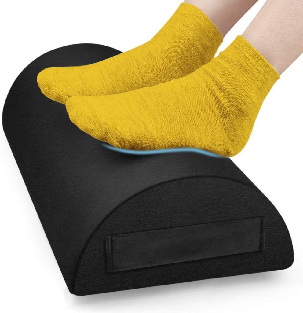 Foot Stool Pillows